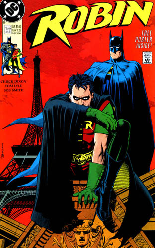 cover of Robin: A Hero Reborn