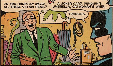 Batman is a Hoarder Thumbnail