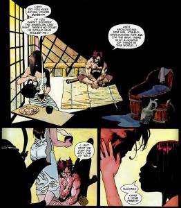 Wolverine: Logan #2: Wolverine feels inadequate.