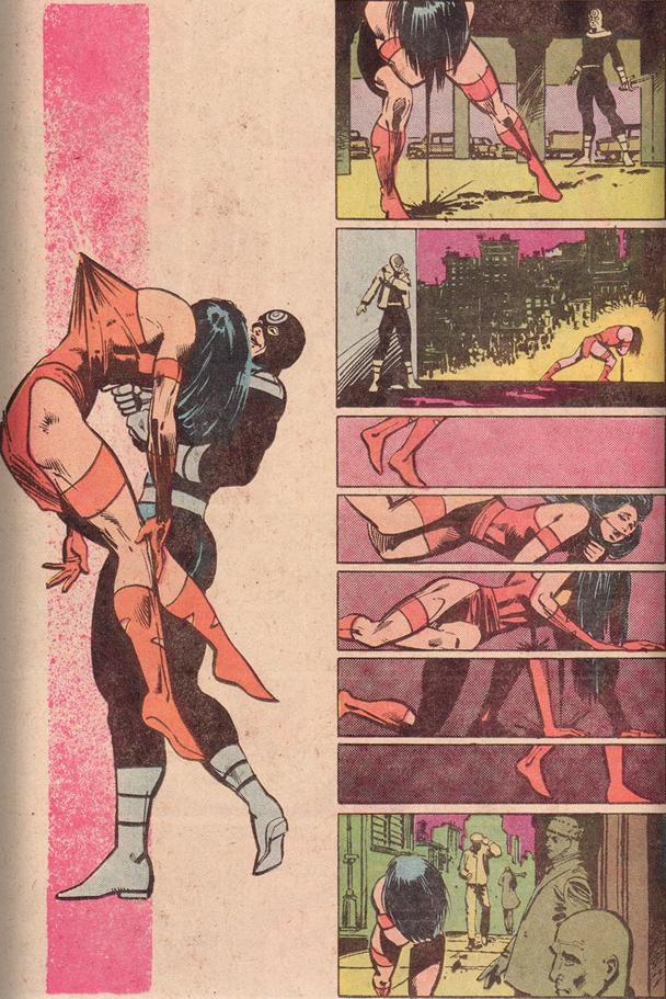 Daredevil v1 #181: Bullseye kills Elektra.