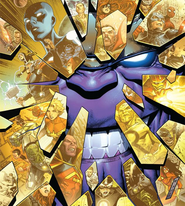 Infinity FCBD:cover