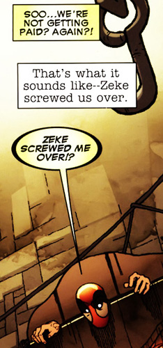 panel from Deadpool v2 #5