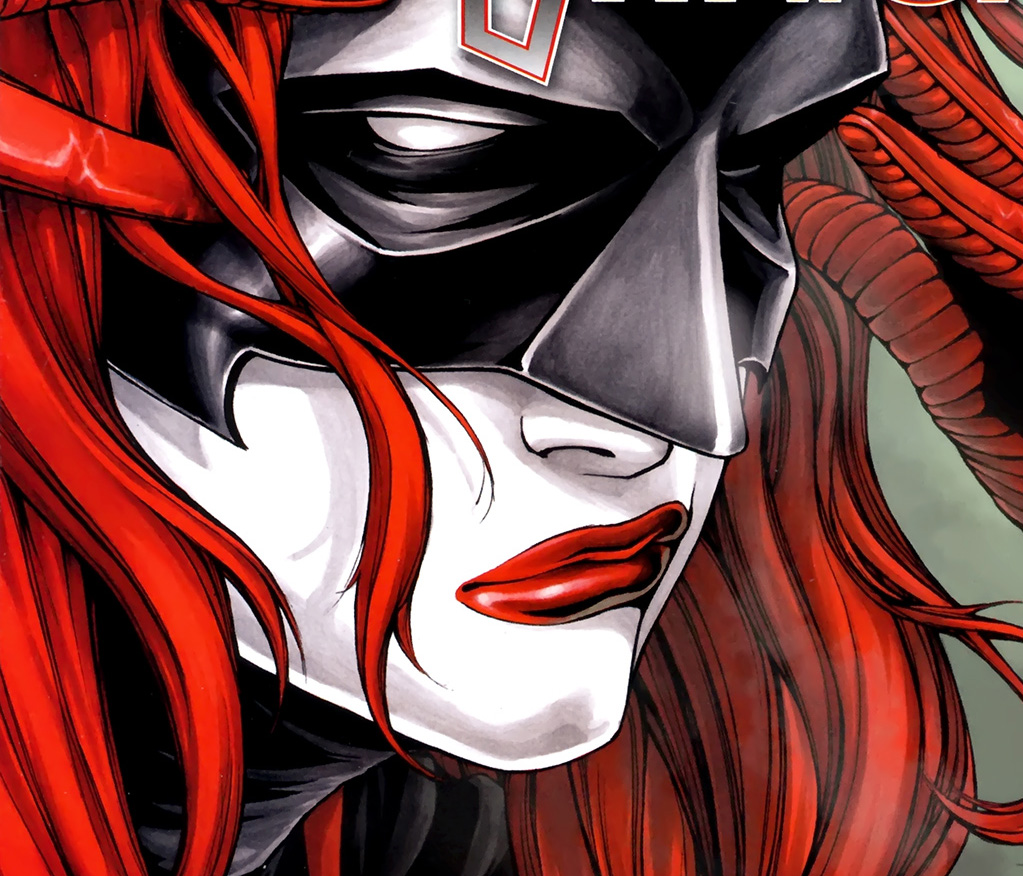 cover Batwoman #6