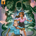Code Monkey Save World #1 Cover