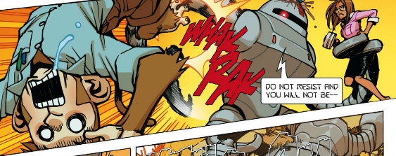 Code Monkey Save World #1 - Featured Image