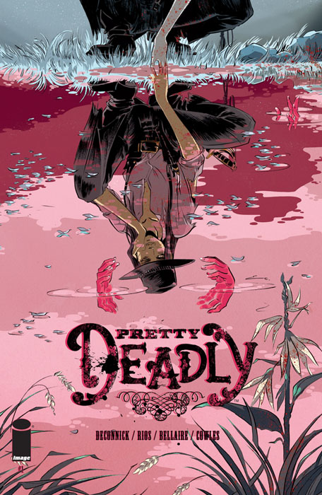 Pretty Deadly #1: The art in this book is stunning.