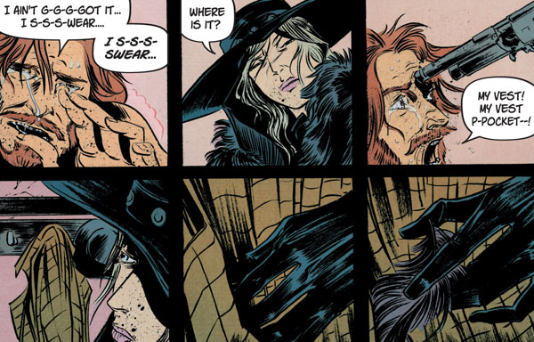 Pretty Deadly #1: This probably isn't going to end well.