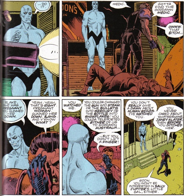 Dr Manhattan and The Comedian in Vietnam 2
