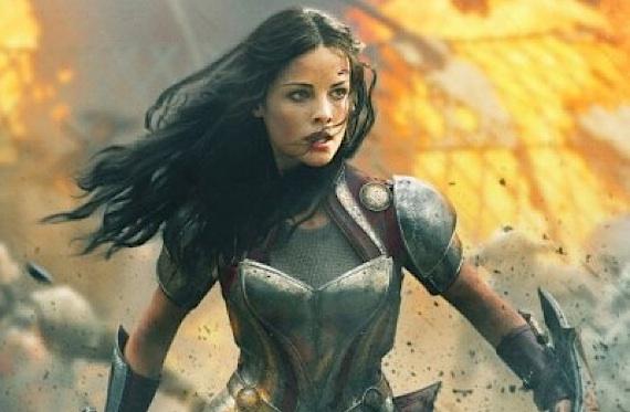 Thor: The Dark World Sif promo
