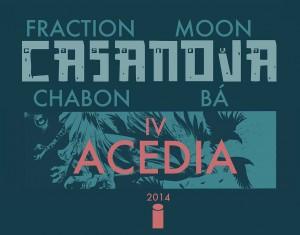 Casanova IV:Acedia