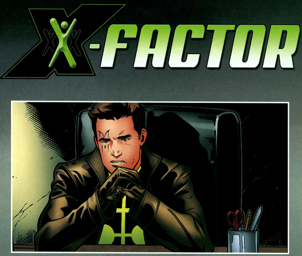 X-Factor #224.1: The Multiple Man. Sometimes there's only one of him.