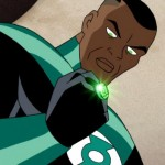 Green Lantern - an African American character done correctly