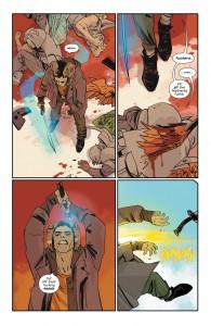 Saga Vol 1 - Marko Goes Berserk