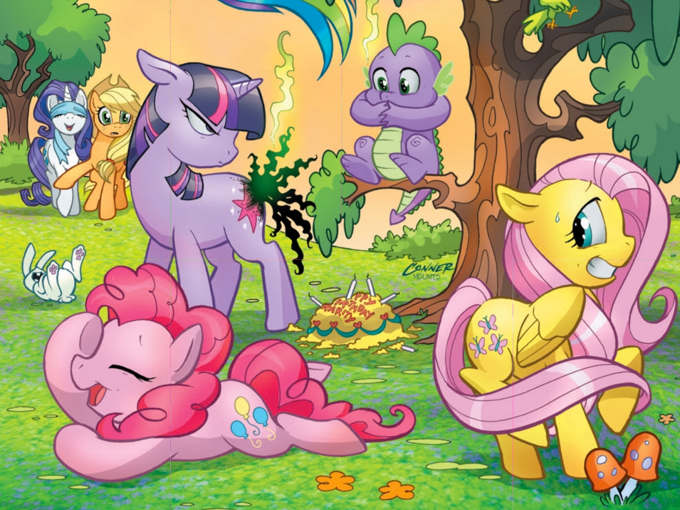 My Little Pony: Volume One