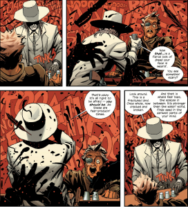 East of West Vol 1 - Carnage at the bar