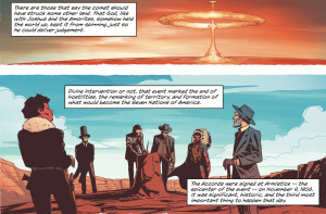 East of West Vol 1 - Comet and the Armistice