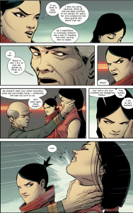 East of West Vol 1 - Mao III and his Daughters