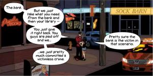 Sex Criminals #3 - Victimless Crime?
