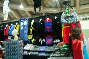 Shopping at Baltimore Comic-Con 2012