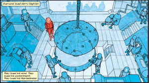 The Manhattan Projects #11 - Everyone Loved Harry Daghlian