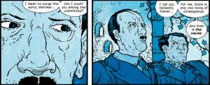The Manhattan Projects Vol 1 - Hitler and Von Braun