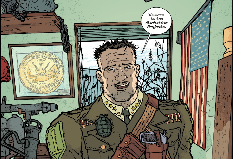 The Manhattan Projects - featured image