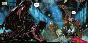 Black Science #6 - Grant and Gorilla-Dimension Grant