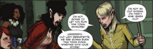 """Rat Queens #2 - """"Old Lady"""" Bernadette"""
