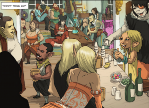 Rat Queens #5 - Party Time
