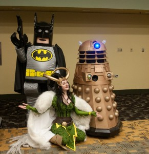 Baltimore Comic-Con 2012 Costume Contest Winners