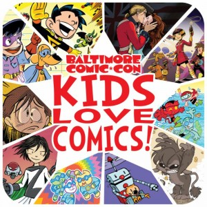 Kids Love Comics