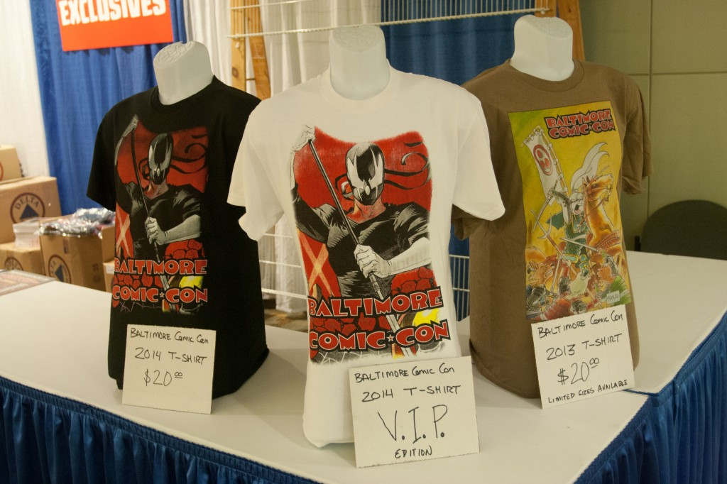 Baltimore Comic-Con T-Shirts