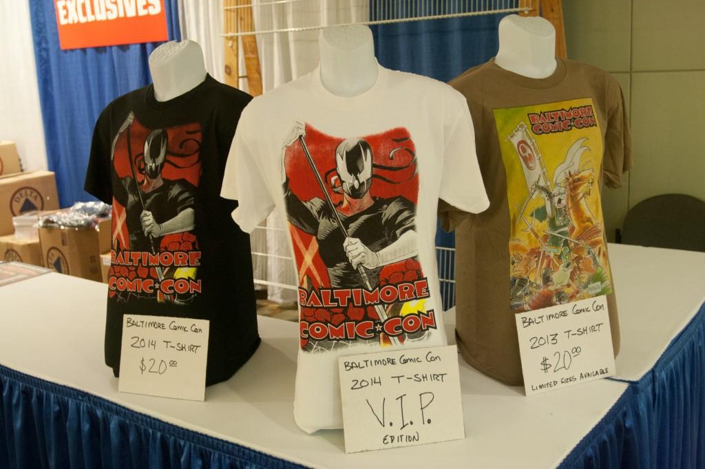 Baltimore Comic-Con T-Shirts