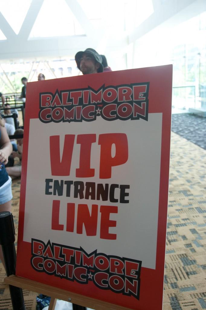 BCC VIP Entrance