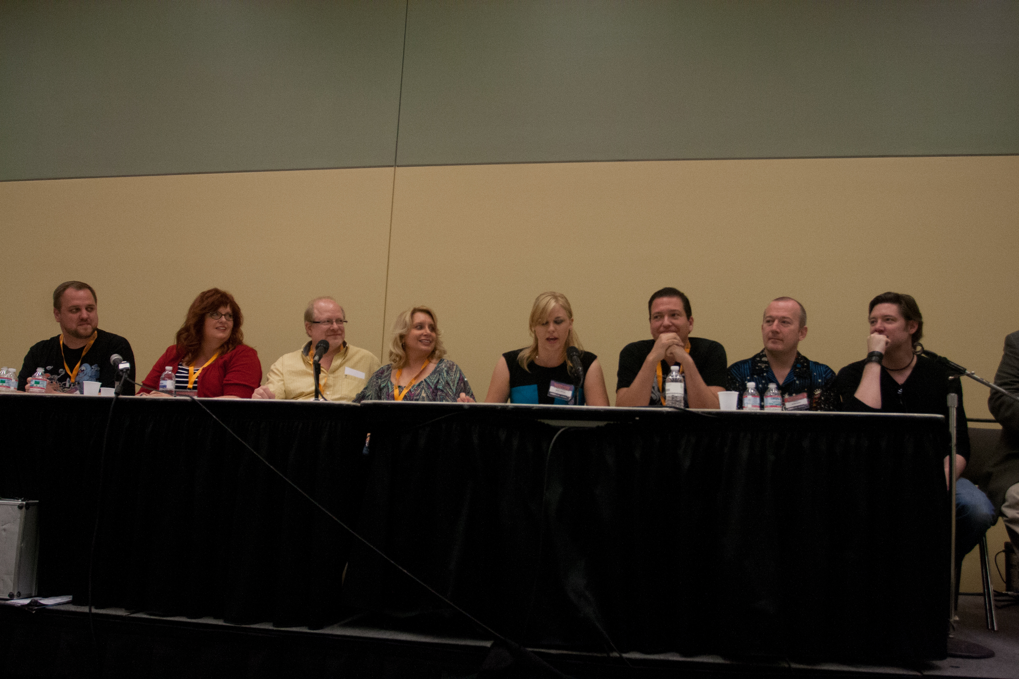 Dynamite 10th Anniversary Panel