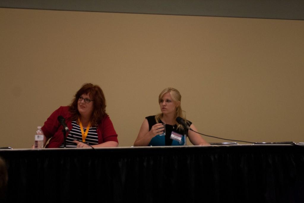 Gail Simone Spotlight Panel