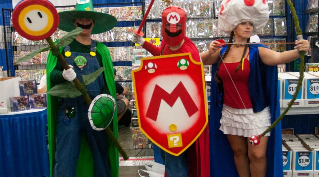 Fantasy Mario Brothers