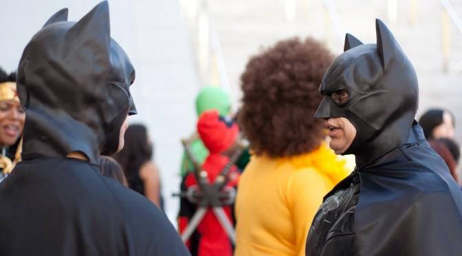 Let's Talk: Batman to Batman
