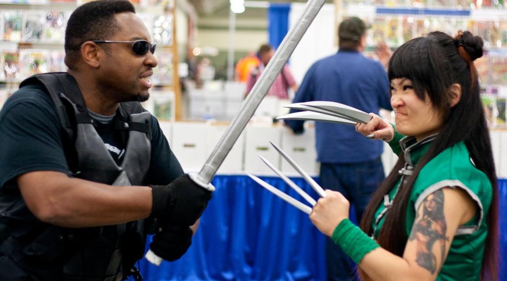 Blade vs Jade Claw