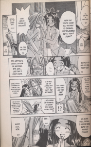 Love Hina Book 10 - This and That