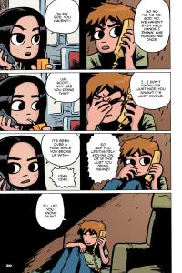 Scott Pilgrim's Precious Little Life - Scott explains why he wants to date a high schooler