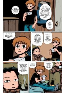 "Scott Pilgrim's Precious Little Life - ""You should break up with your fake high school girlfriend Scott"""