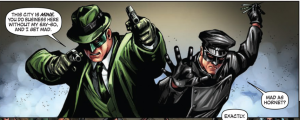 Green Hornet Vol 1 - Green Hornet runs this city!