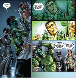 Green Hornet Vol 2 - Trying out updated costumes