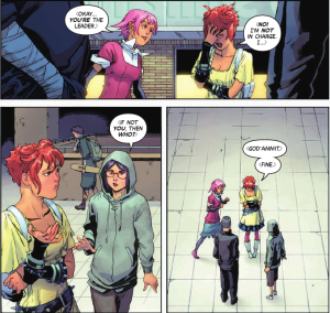 Wayward #4 - Rori's the reluctant leader