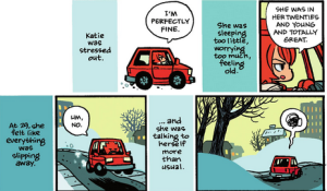 Seconds - Katie and the Narrator