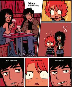 Seconds - Katie sees Max