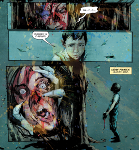 Wytches #1 - Pledged is Pledged