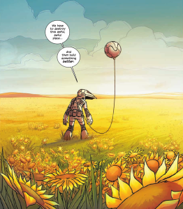 East of West Vol 3 - Balloon Deception
