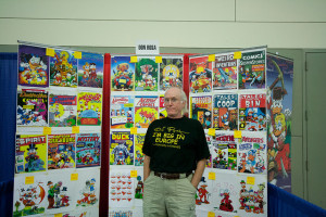Don Rosa at Baltimore Comic-Con 2012